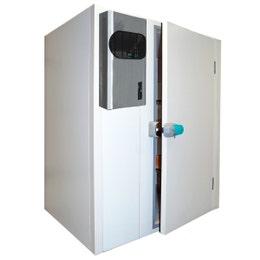 Chambre froide optibloc - positive - 1600x1600x2000 mm