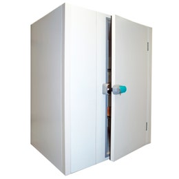 Chambre froide optima - positive - 1600 x 1600 x 2000 mm