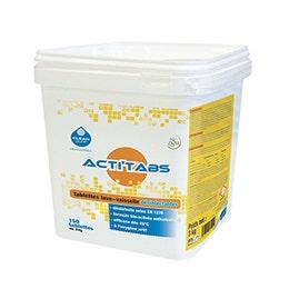 Tablette bactéricide fongicide - CS Acti'Tabs - Seau de 3 kg