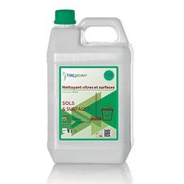 Nettoyant surfaces vitrées - Bidon de 5 L