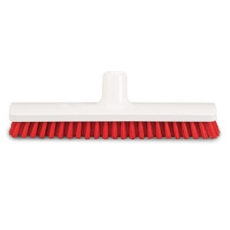 Frottoir rouge en PBT 0,5 mm - 300x60x95 mm