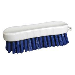 Brosse à main - 20 cm - bleue