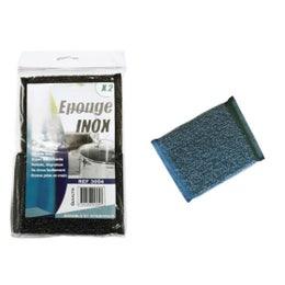 Eponge inox - 11x9x1,8cm