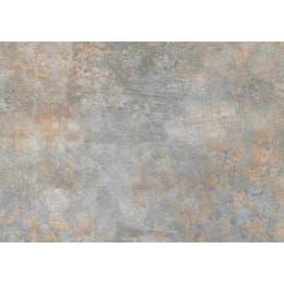 Plateau stratifié moulé Classic Line - Zinc - 70 x 70 cm