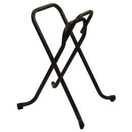 Pied de table Lorraine noir pour petit plateau - 609x738x722mm