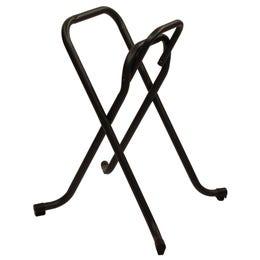 Pied de table Lorraine noir pour grand plateau - 609x738x722mm