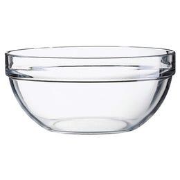 Coupelle Lys en verre transparent de 3,5 cL - ø 60mm