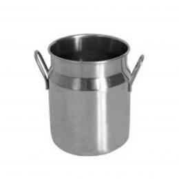 Pot à sauce en inox de 9 cl