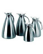 Pichet isotherme - inox luxe 1 L