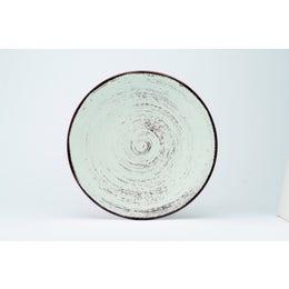 Assiette plate gamme Emulsion de 205 mm