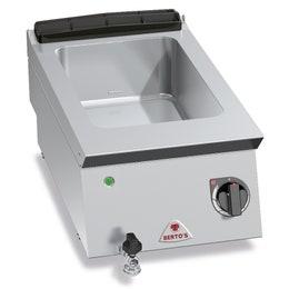 Bain-marie - 730 x 400 x 290 mm - 1,2 kW