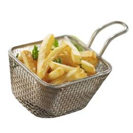 Mini panier à frites - 100x80x60 mm