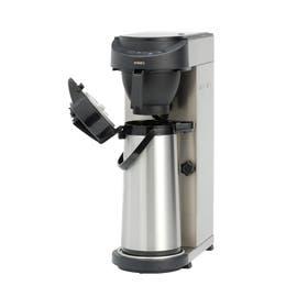 Machine à cafe thermos mt 200v - noir