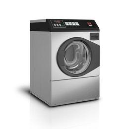 Lave-linge professionnel (10Kg) - inox - 683 x 704 x 1027 mm