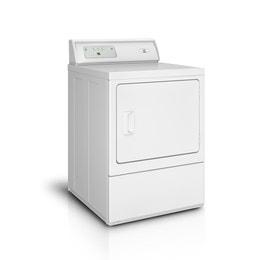 Sèche-linge professionnel (10kg) - époxy blanc - 683x711x1092 mm