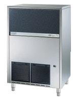Machine à glaçons pleins - 21°C air / 15°C eau 93kg/24h - Air