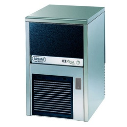 Machine à glaçons pleins - condenseur à eau - 390x460x610 mm