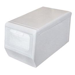 Distributeur serviettes decalees