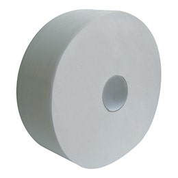 Papier toilette - Star Jumbo - 2 plis par 2 moletages