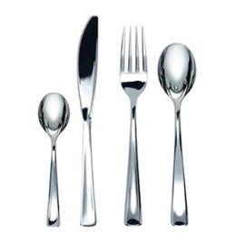 Fourchette 190 metallisee