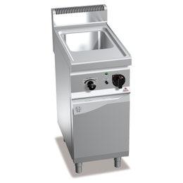 Cuiseur à pate électrique 30 litres - 700 x 400 x 900mm - 8 kw