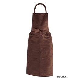 Tablier valet Malte - Chocolat - 1020x950 mm