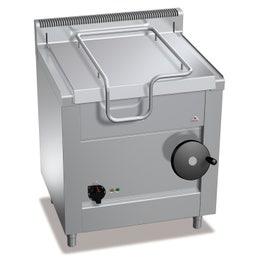 Sauteuse électrique 60 litres - 700 x 800 x 900mm - 9 kw