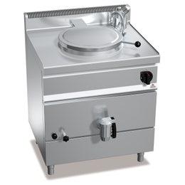 Marmite gaz 55 litres - 700 x 800 x 900mm - 15,5 kw