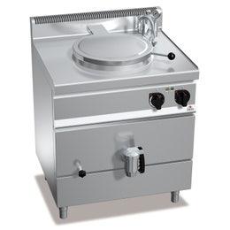 Marmite élec. 55 litres - 700 x 800 x 900 - 9 kw