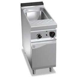 Cuiseur à pâte élec. 40 litres - 900 x 400 x 900 - 10 kw