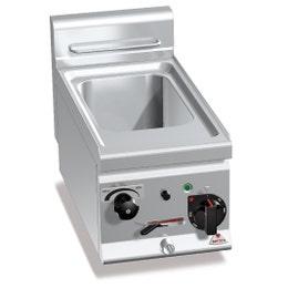 Friteuse électrique 11L sur meuble - 600x300x290mm
