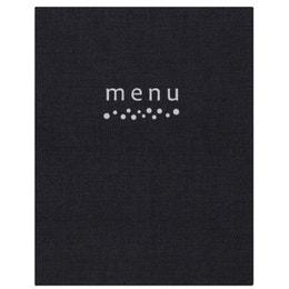 Porte-menu Pablo - A4