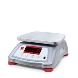 Balance de préparation étanche 6kg/1g - plateau 242 x 190 mm