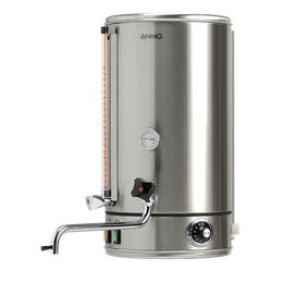Chauffe-eau wki - 20 litres - mural à réservoir - 6 kw