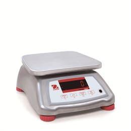 Balance de préparation étanche 3kg/0,5g - plateau 242 x 190 mm
