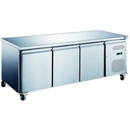 Table réfrigérée - 3 portes - +2°C/+8°C