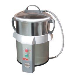 Eplucheuse T5E - 5 Kg - panier filtre - chambre amovible