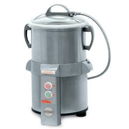 Eplucheuse T8E - 8Kg - Chambre amovible - panier filtre