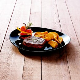 Assiette à steak Evolution - 300x260 mm