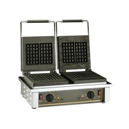 Gaufrier liégeois double - 550x440x230mm