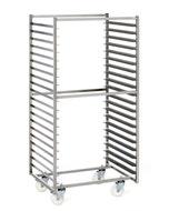 Chariot Euronormes de stockage 800 x 600 - 20 niveaux