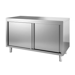 Meuble bas neutre central - 1600x700x850/900 mm