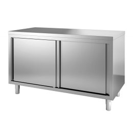 Meuble bas neutre central - 1800x700x850/900 mm