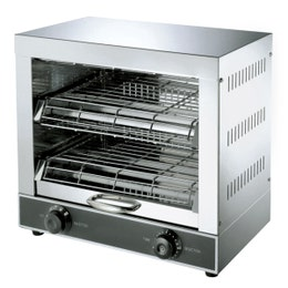 Toaster - 2 niveaux - 440 x 245 x 400 mm