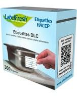 Etiquette labelfresh dlc