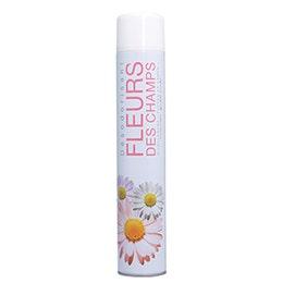 Désodorisant Aérosol senteur fleurs des champs - 750 ml