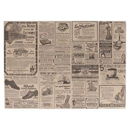 Papier alimentaire - 31 x 43 cm