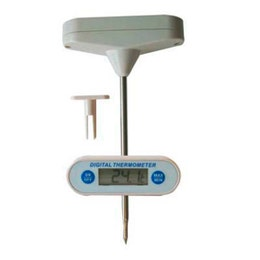 Thermomètre digital sonde robuste IP65