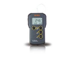 Thermomètre Type k étanche et compact sans sonde