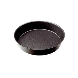 Moule à manqué rond et uni - 10 cm